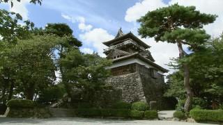 日本最古の天守閣を持つ丸岡城