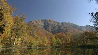 紅葉の見ごろは10月下旬