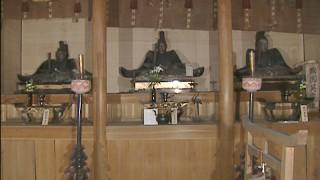 天下の日本三木像(龍泉寺蔵)