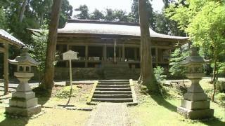 拝殿(国指定重要文化財)