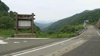北国街道が通っていた栃の木峠