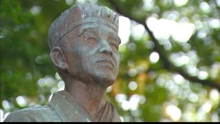 氣比神宮での月見を楽しみにしていた松尾芭蕉