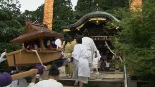 常宮神社の女神を訪ねてきた氣比神宮の神様