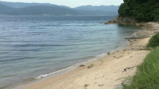 松尾芭蕉も立ち寄った色ヶ浜