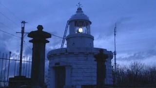 今も現役の立石岬灯台