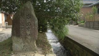 物資は疋田から琵琶湖へ荷上げされた