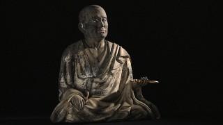 泰澄大師像(国所蔵・文化庁保管)