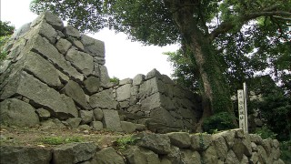 小浜城址(天守台)