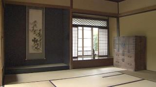 登美子終焉の間(山川登美子記念館