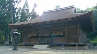 中山寺本堂(国指定重要文化財)