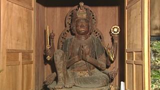 馬居寺の馬頭観世音菩薩坐像