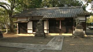 千代鶴国安を祀る千代鶴神社