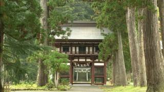 須波阿須疑神社の総門