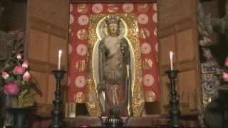 十一面観音菩薩立像のモデルは元正天皇?(羽賀寺蔵・国指定重