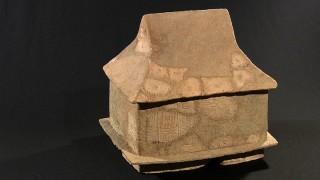 家型埴輪(福井県埋蔵文化財調査センター蔵)