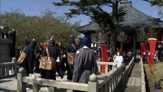 2年に一度奉納される糸崎の仏舞