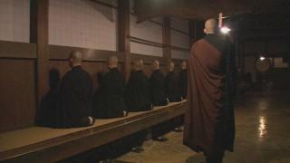 永平寺では焼く150名の修行僧が精進している