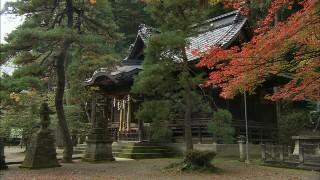 継体天皇を祀る岡太神社